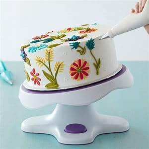 Cake Decorating Turntables