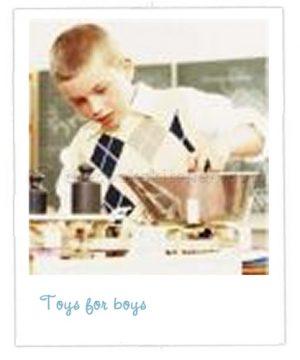 Gift Ideas: Toys for Boys