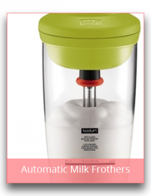 Automatic Milk Frothers