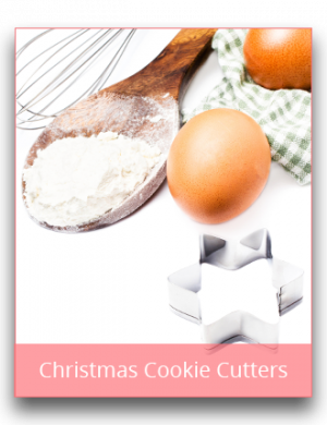 Christmas Cookie/Pastry Cutters