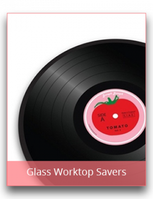 Glass Worktop Savers