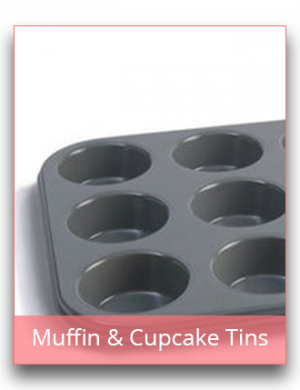 Muffin & Cupcake Tins & Moulds