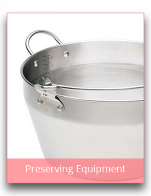 Preserving Equipment