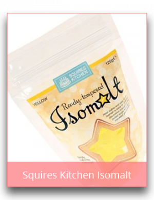 Squires Kitchen Isomalt