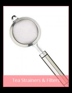 Tea Strainers & Filters