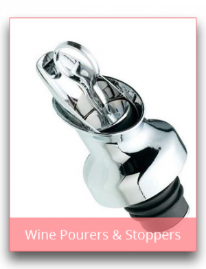 Wine Pourers & Stoppers