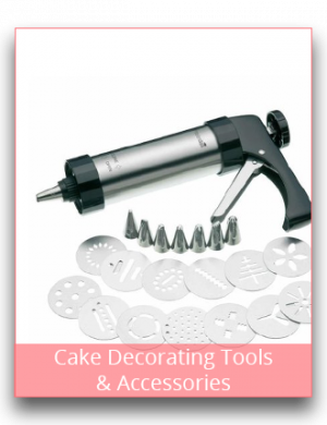 Cake Decorating Tools & Accessories