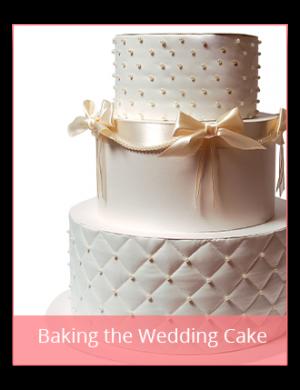 Baking the Wedding Cake