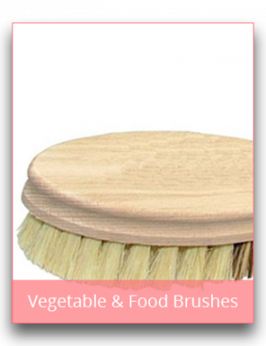 Vegetable and Food Brushes