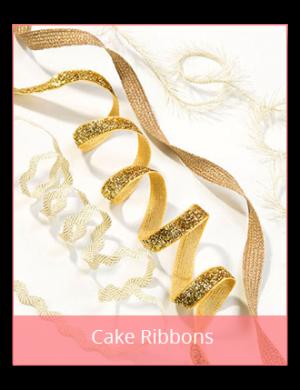 Cake Ribbons