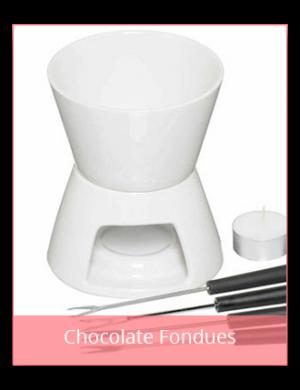 Chocolate Fondues