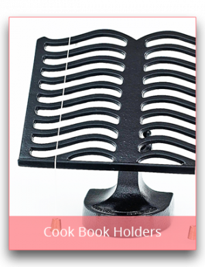 Cook Book Holders