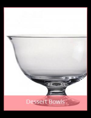 Trifle/Pudding Bowls