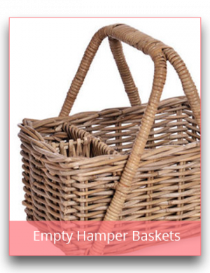 Empty Hamper Baskets
