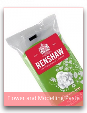 Flower and Modelling Paste