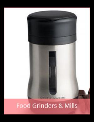 Food Grinders & Mills