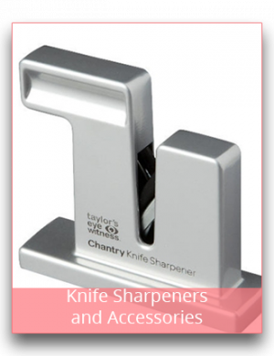 Knife Sharpeners and Accessories