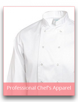 Professional Chef's Apparel