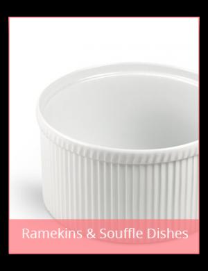 Ramekins & Souffle Dishes