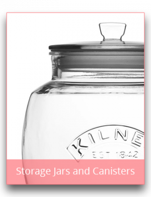 Storage Jars and Canisters