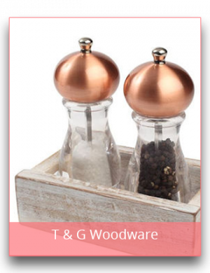 T and G Woodware