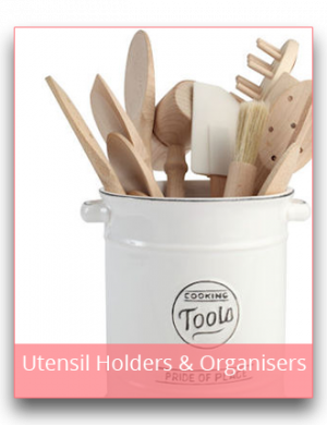 Utensil Holders & Organisers