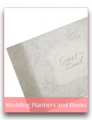 Wedding Planners and Books