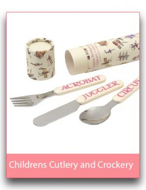 Childrens Cutlery and Crockery