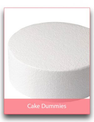 Cake Dummies