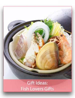 Gift Ideas: Fish Lovers Gifts