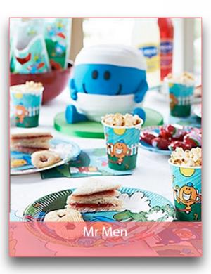 Mr Men Party