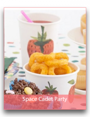 Space Cadet Party