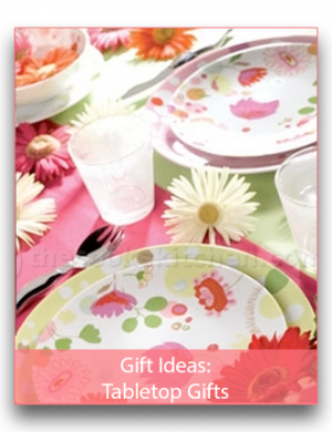 Gift Ideas: Tabletop Gifts