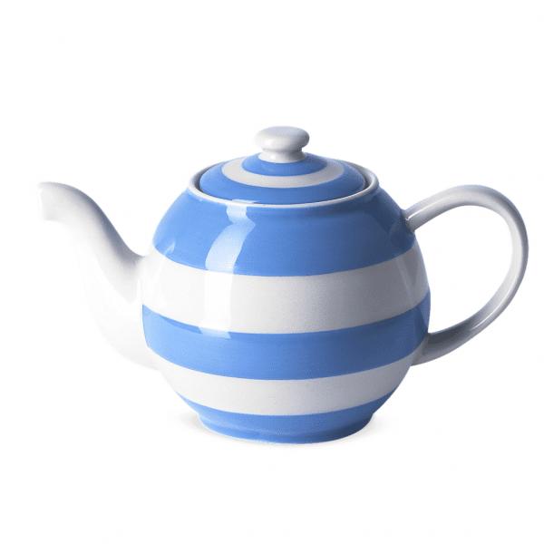 Small Cornish blue Betty teapot