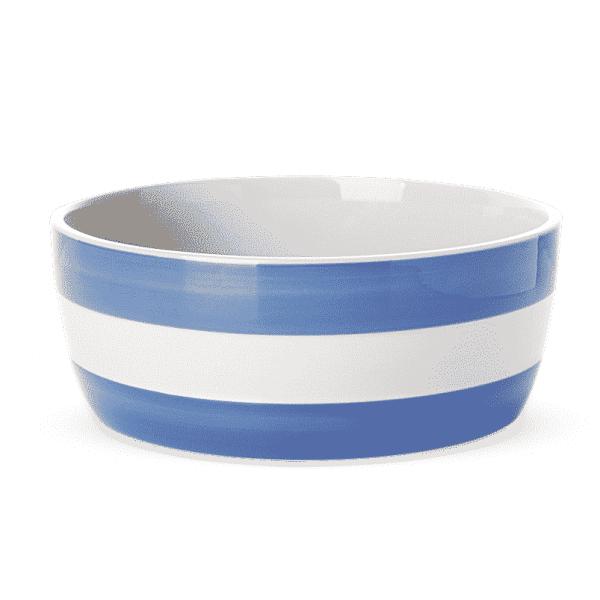 Affordable, Cute Cornish dog bowl.
