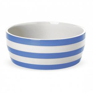 Cornish blue deep bowl