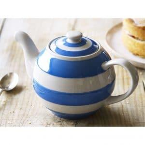 Cornishware blue Betty teapot