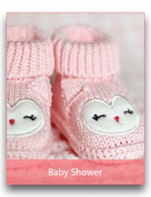 Baby Shower/Christening