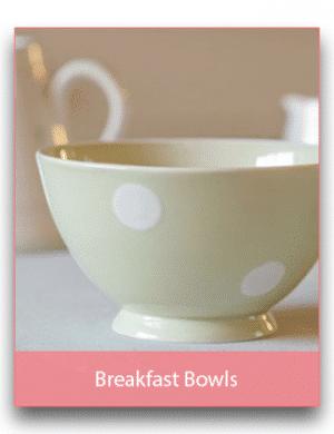 Breakfast/Salad Bowls