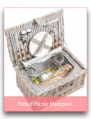 Fitted Picnic Hampers