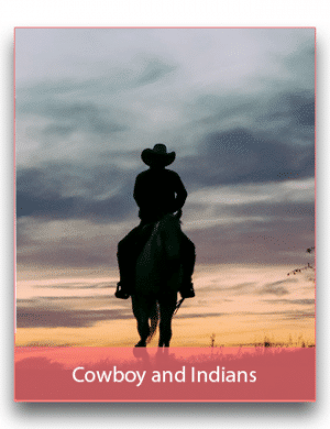 Cowboy and Indians Party