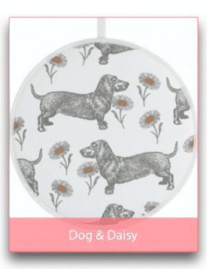 Thornback & Peel: Dog & Daisy Linen Range