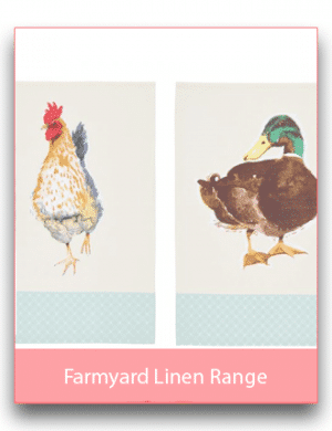 Farmyard Linen Range