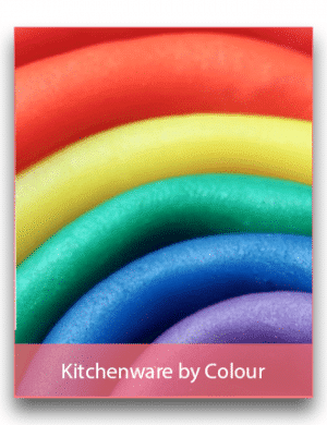 Kitchenware by Colour