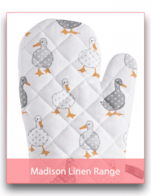 Madison Duck Linen Range