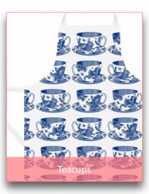 Thornback & Peel: Teacups Linen Range