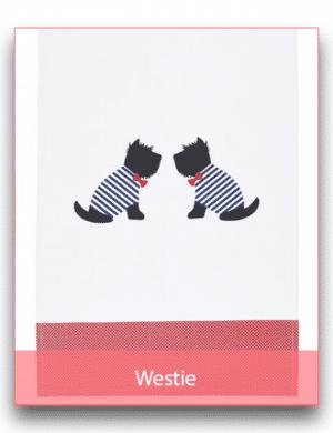 Westie Linen Range