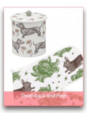 Thornback and Peel