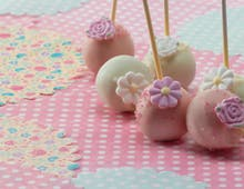 Cake Pop Making