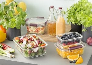 Food Containers and Wraps